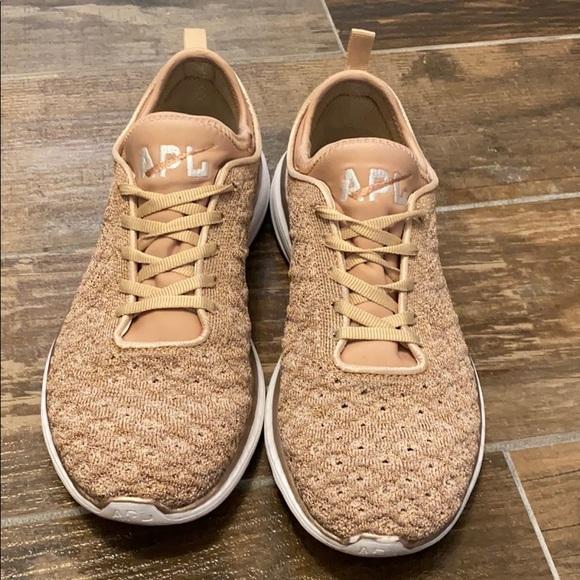 APL Shoes   Apl Techloom Phantom Rose